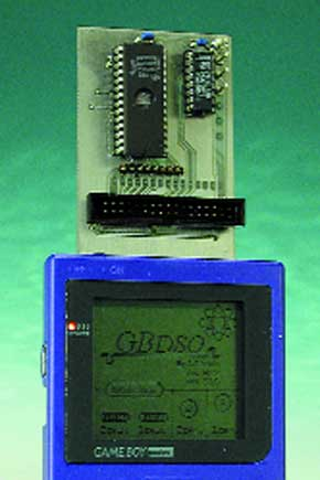 Gameboy prototyping card