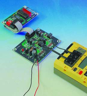 I²C-interface voor LEGO RCX