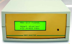 OBD-2 on the move