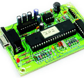 In-circuit debugger/programmer