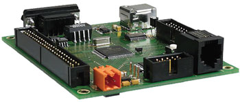 dsPIC-controller-board