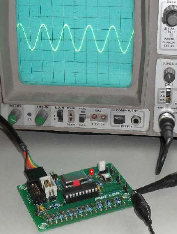 Software Defined Radio met AVR (1)