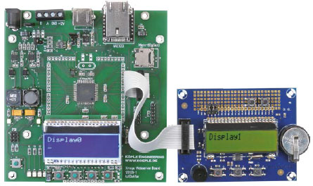 Multifunctioneel Xmega-board