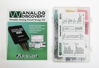 Digilent 'Analog Discovery' kit