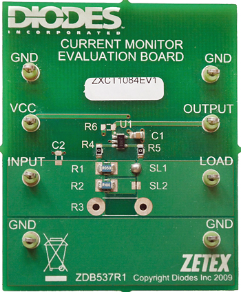 Stroommonitor-IC's