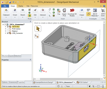 DesignSpark Mechanical CAD Tips & Trucs (2)