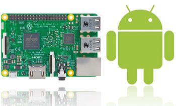 Android op de RPi (1)