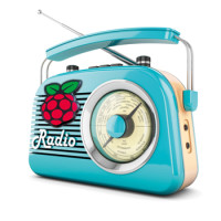 Raspberry Pi Internetradio