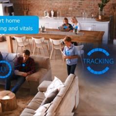 Vayyar 3D-sensor in Smart Home-toepassingen
