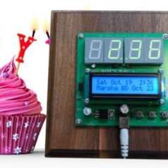 Bouw een verjaardagsalarm