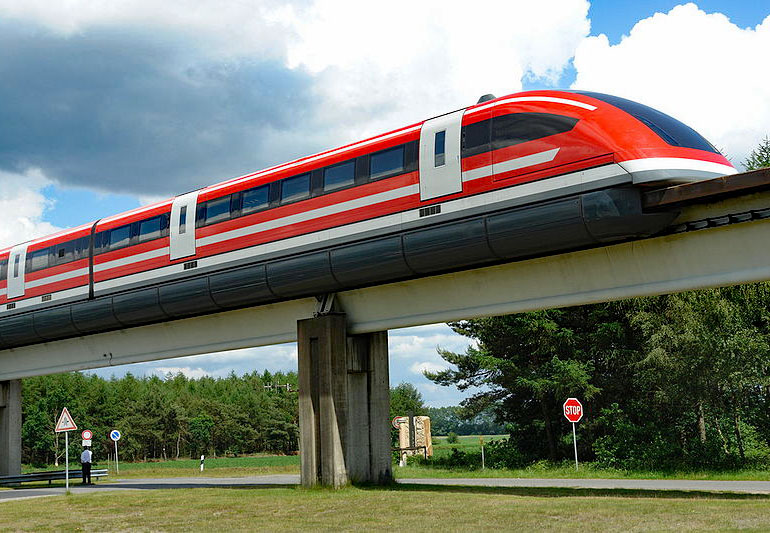 Uitverkoop: Transrapid for Sale