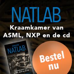 Kadotip: Boek Philips NATLAB - Kraamkamer van ASML, NXP en de CD