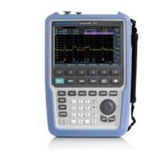 Nieuwe handheld R&S Spectrum Rider FPH voor gebruik in het veld én in het lab