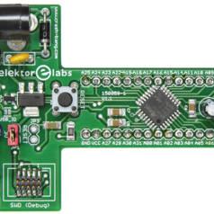 Een bootloader voor het SAMD ARM T-board