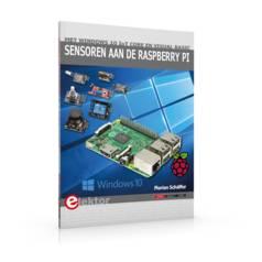 Nieuw Elektor-boek: Sensoren aan de Raspberry Pi