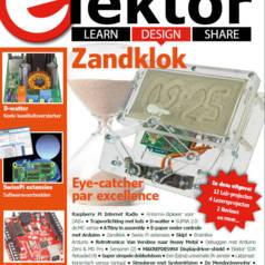 Het nieuwe Elektor magazine januari/februari 2017 is zojuist verschenen