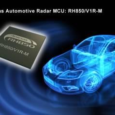 Automotive radar controller