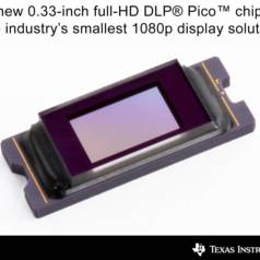 Full-HD DLP-chipset