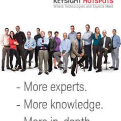 Gratis Keysight seminar op 11 mei in Amsterdam