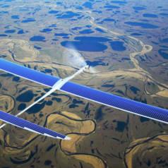 Internet en 5G vanuit de lucht: Google roept CQ op EHF