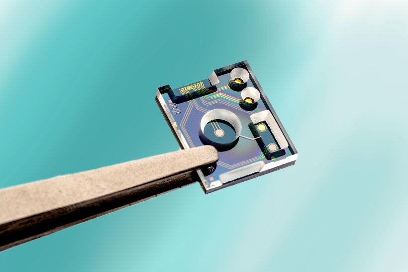 Imec's nieuwe IoT-sensor meet waterkwaliteit