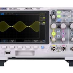 Review: Siglent-oscilloscoop SDS1102X