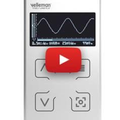 Oscilloscoop in zakformaat