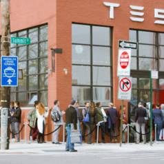 Wachten op de Tesla Model 3