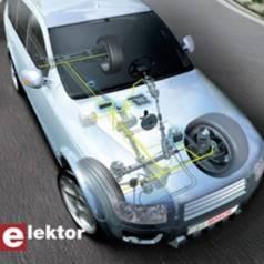 Gratis voor Elektor-lezers: Video-cursus Masterclass Auto-elektronica, deel 5 en 6