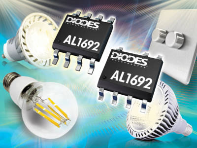 Triac-dimbare controller voor LED-lampen