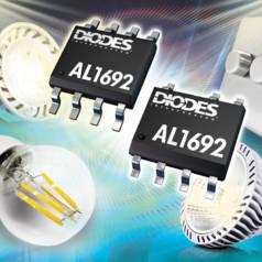 Triac-dimbare controller voor LED-lampen