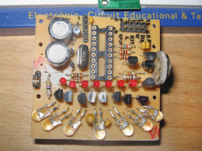 Post Project 66: Snelle IR-robotbumper