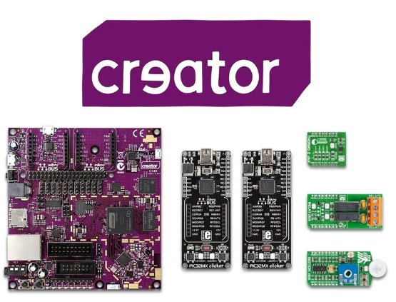 Review: Creator Ci40 IoT-Kit