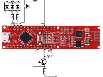 Met een paar componenten bouwen we een sensorkaart die meetwaarden naar de cloud kan verzenden.