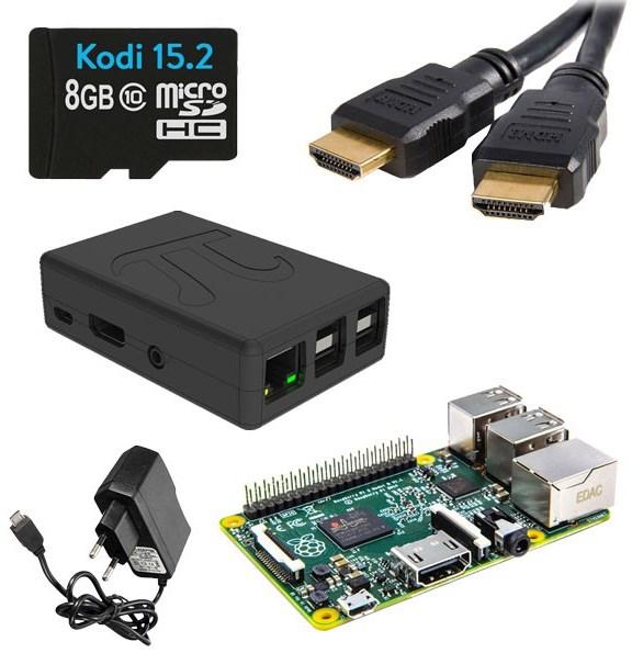 Review: Raspberry Pi 3 Kodi/XBMC Media Speler