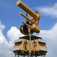 UAV-afweersysteem (anti UAV defense system, AUDS)