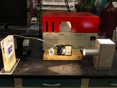 Zonnecel produceert brandstof in plaats van elektrische energie