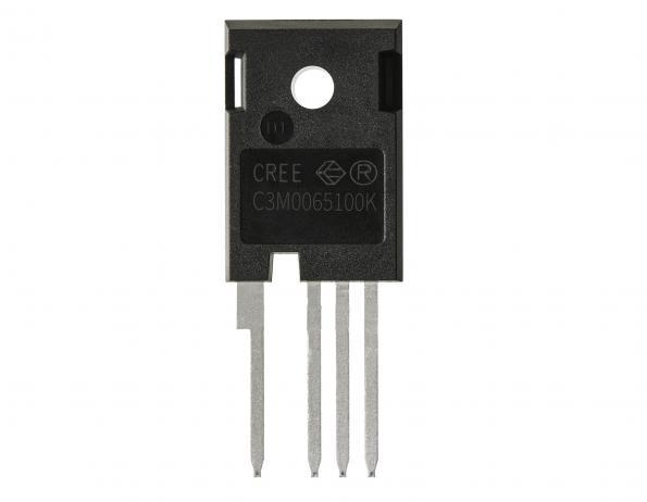 MOSFET voor 1000 V