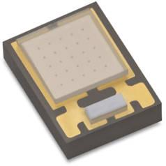 Miniatuur UV-LED met hoge vermogensdichtheid