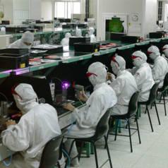 Fabriek in het Chinese Shenzen. Steve Jurvetson, Menlo Park, USA