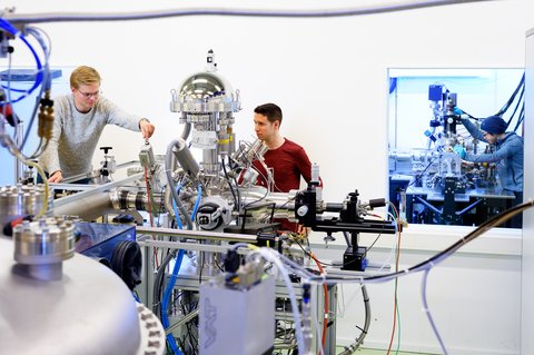 Nieuw TU/e-lab geeft unieke toegang tot nanowereld