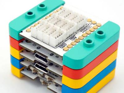 Review: mCookie-modules verbinden Arduino met LEGO