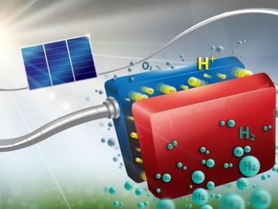Efficiënt en betaalbaar zonne-energie opslaan