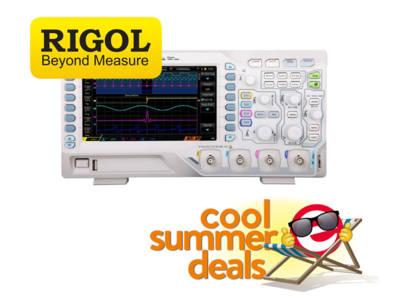 Populaire Rigol-producten nu tijdelijk bij Elektor verkrijgbaar voor super-prijzen