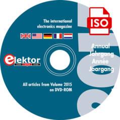 Elektor DVD 2015 Download exclusief voor leden